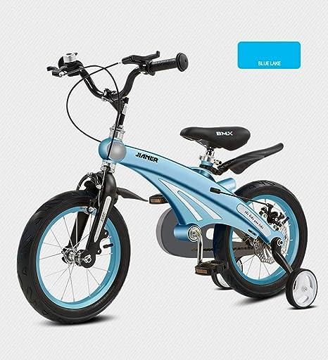 SXMXO Bicicleta Infantil para Rueda de 12/14/16 Pulgadas, 2 ...