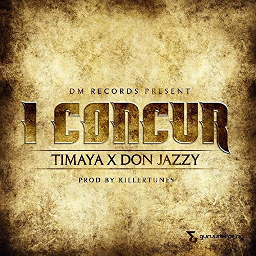 I Concur  Feat  Don Jazzy