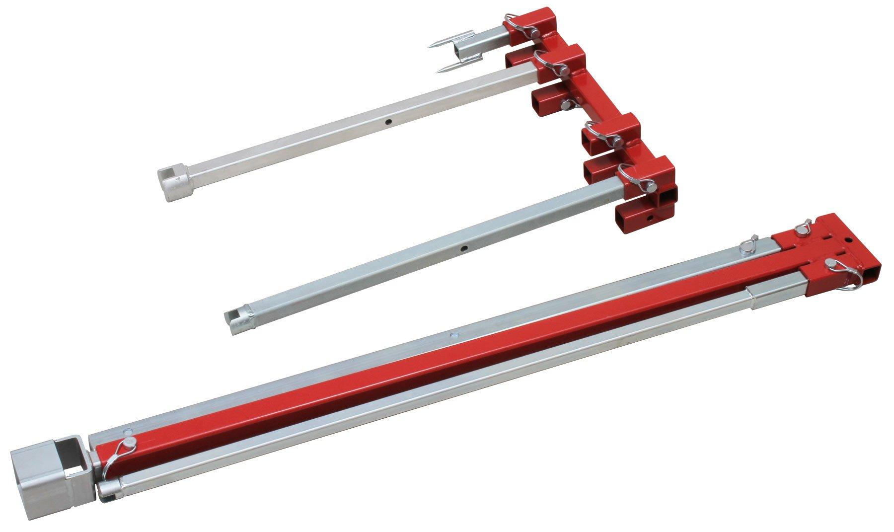 Reed Tool VK6KIT Valve and Curb Key Kit