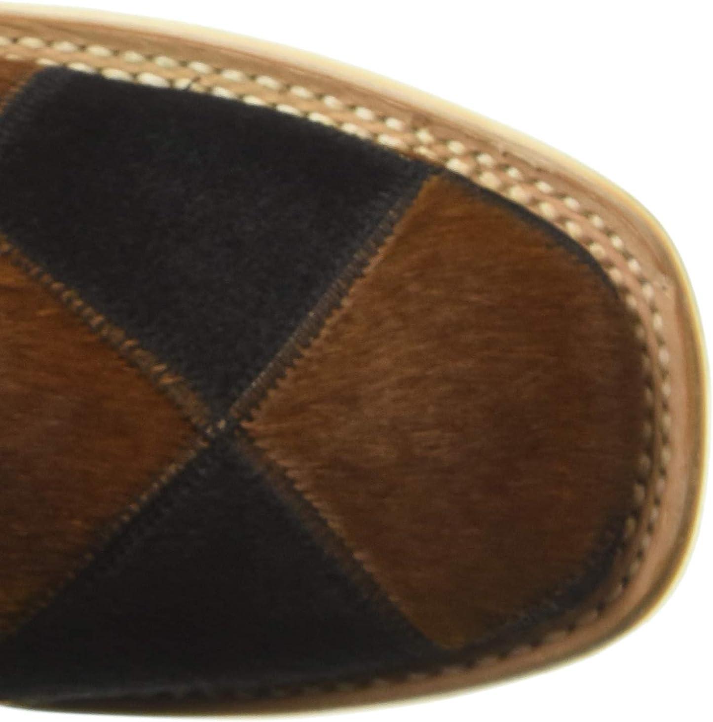 Tin Haul Shoes Damen Fuzzy Wuzzy, schwarz Schwarz