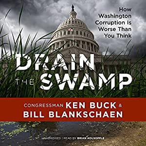 Drain the Swamp Audiobook