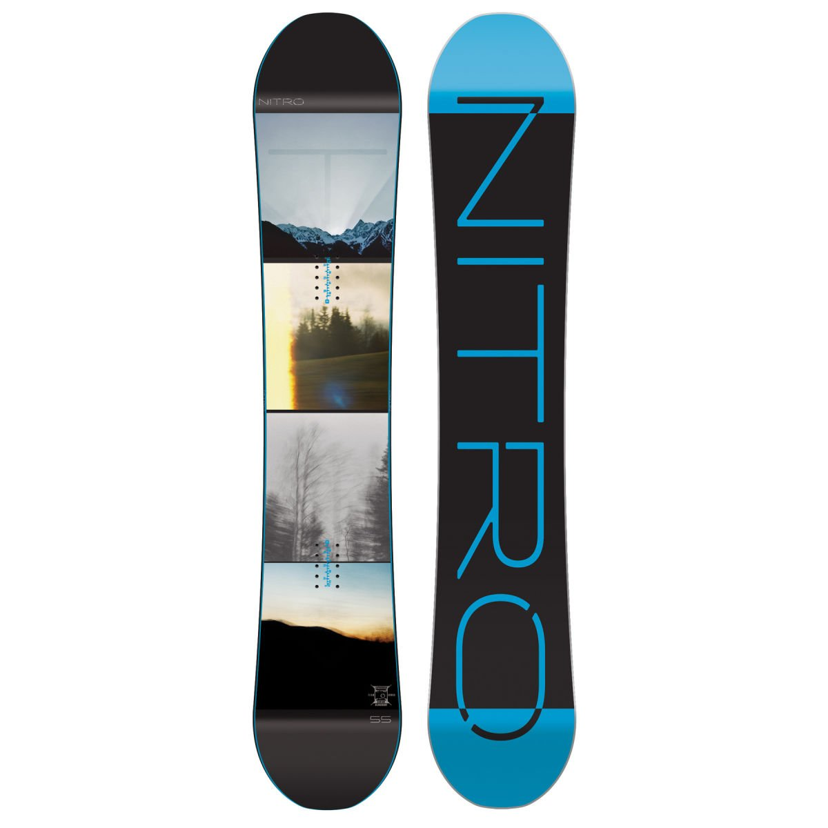 f687f2e590b Nitro Team Exposure Gullwing Snowboard - Men s 162cm