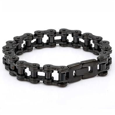 Bracelet pour homme en acier