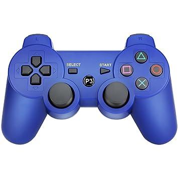 Prous Mando a distancia para PS3, BC01 (inalámbrico, con Bluetooth Dualshock)