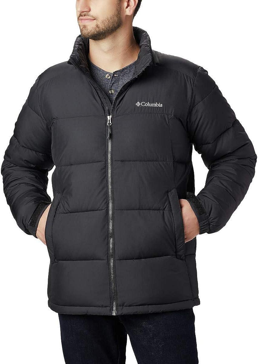 Columbia mens Collegiate Mens Pike Lake Jacket