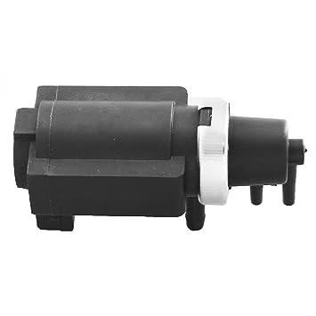Nuevo OEM Turbo presión válvula de solenoide para Nissan Pathfinder Navara 2.5 dCi 4 WD: Amazon.es: Coche y moto