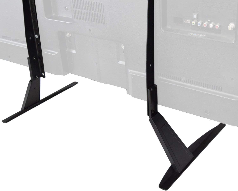 Allcam DS202 Universal Desk TV Stand / Monitor Riser for LCD LED ...