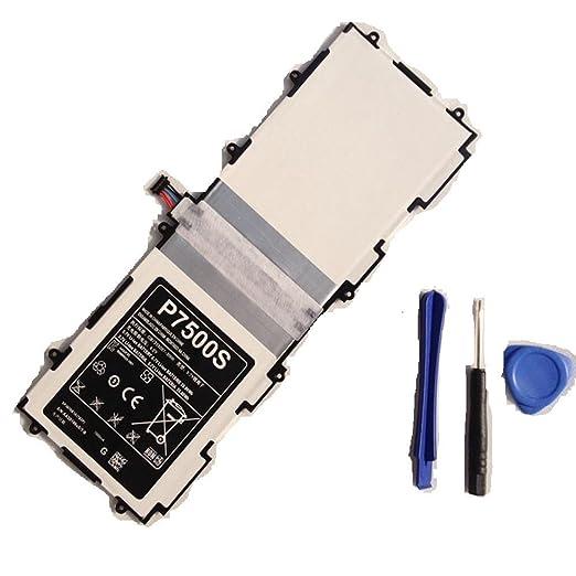 Amazon.com: Powerforlaptop - Batería para Samsung Galaxy Tab ...