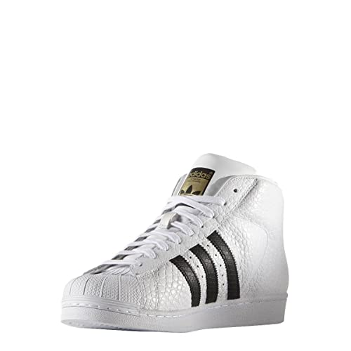 Zapatillas adidas - Pro Model Animal blanco/negro/dorado talla: 38-2/3: Amazon.es: Deportes y aire libre