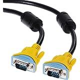 Tebookonline-Câble-VGA-vers-VGA-de Moniteur, Cable Moniteur VGA 1,8M