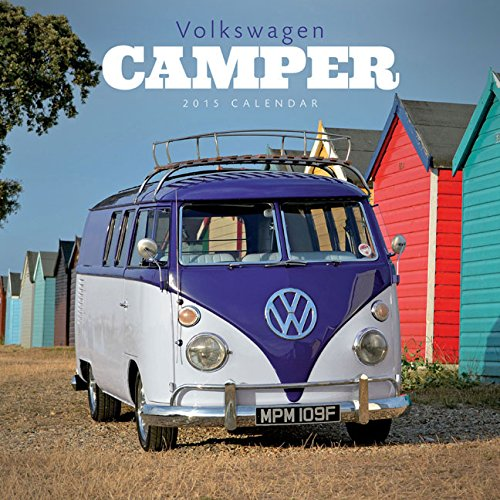 Read Online Volkswagen Camper 2015 Wall Calendar pdf