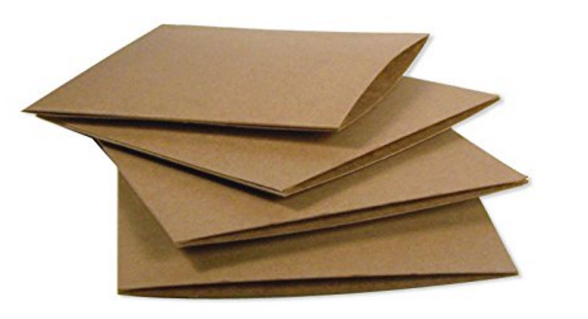 HOLIDAY CRAFTS - 50 Pack CD DVD Sleeves Envelope - Eco Recycled Case
