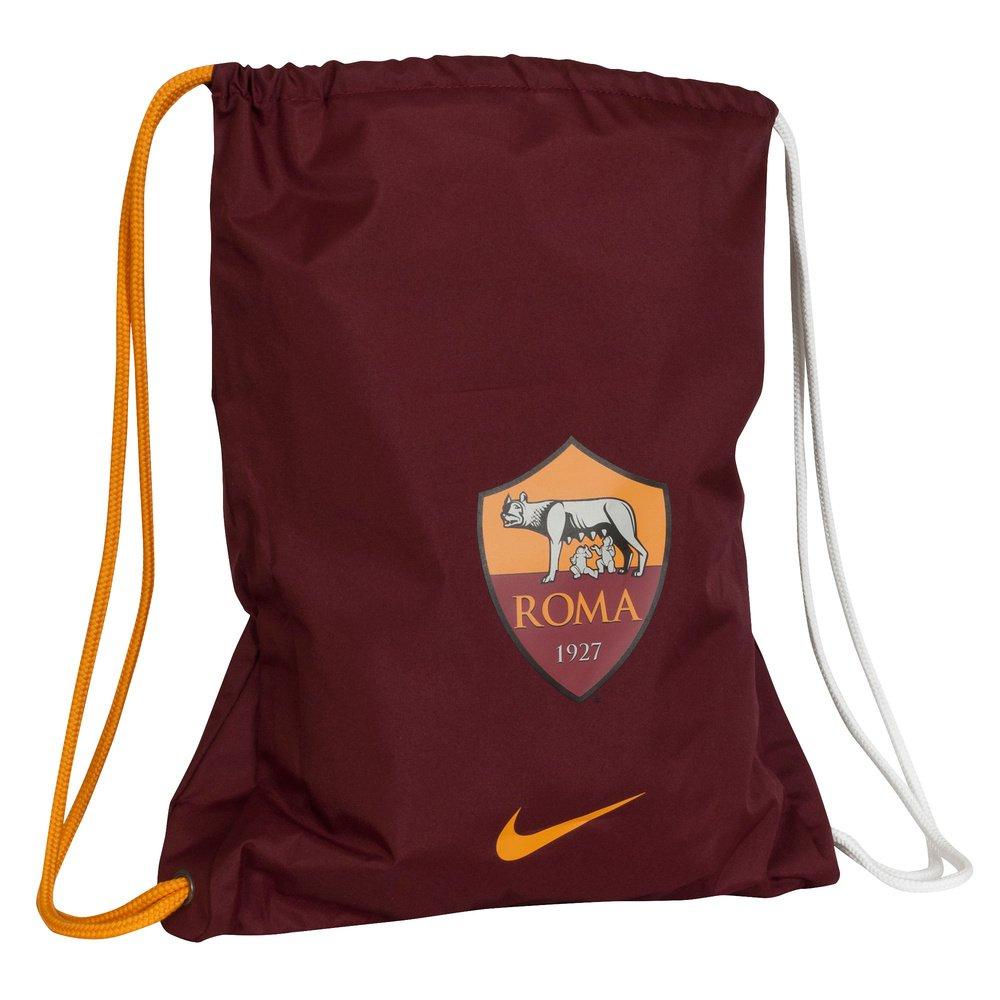 0d58775a7d Galleon - 2015-2016 AS Roma Nike Allegiance Gym Bag (Maroon)