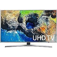 Samsung 55 Silver UHD 4K HDR LED Smart HDTV