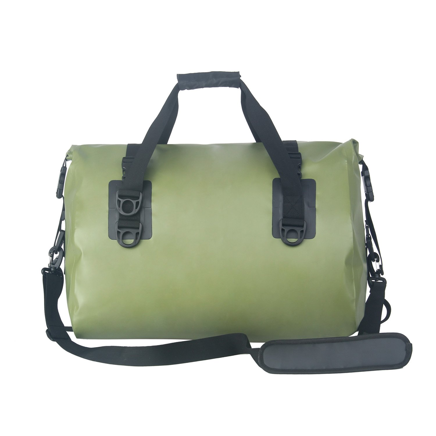 """18/"""" NEW Polyester ROLL Duffle Duffel Bag Travel//Gym//Carry-On Sport Gym Fit Bag"""