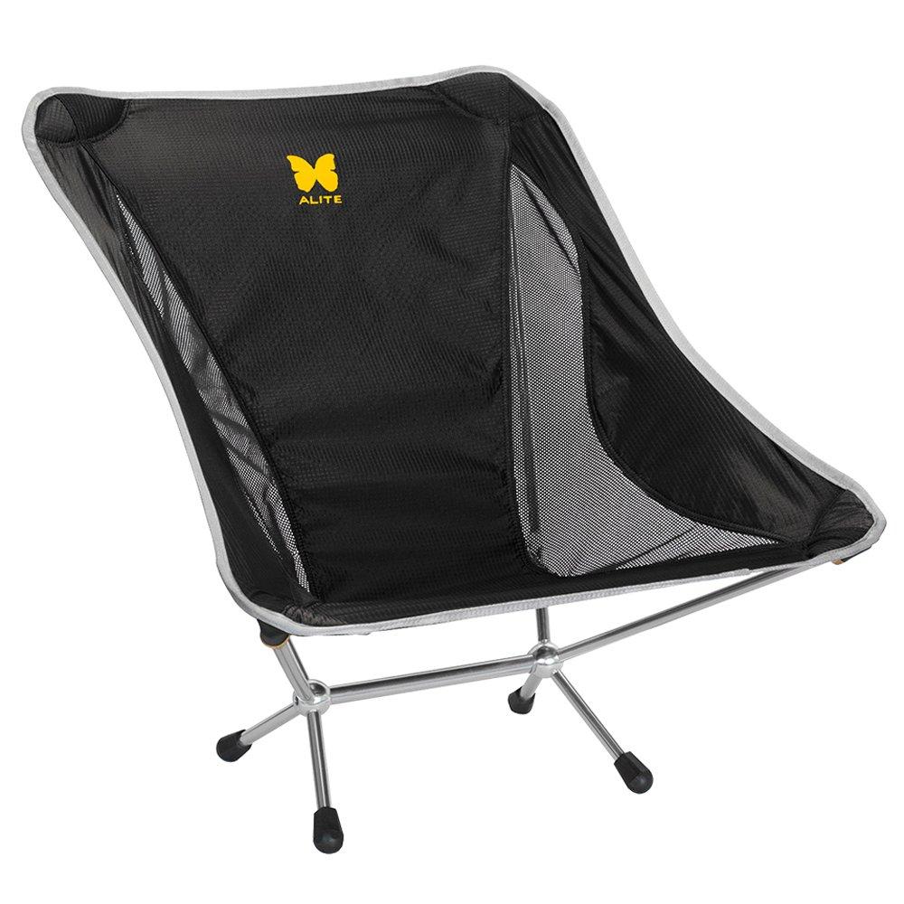 ALITE(エーライト) チェア Mantis Chair 2.0 マンティスチェア 2.0 フォージプリント YN21401 FP  ブラック B00JUD1HKK