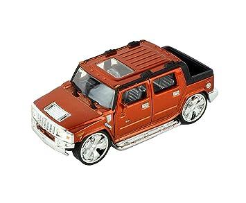 Amazon Com Shop72 Hummer H2 Diecast Truck Dub Version