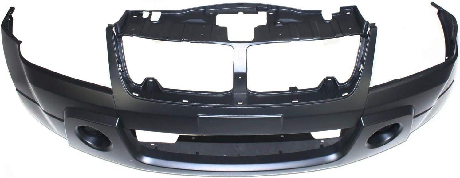 Front Bumper Cover Compatible with 2006-2008 Suzuki Grand Vitara Primed