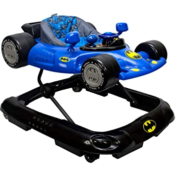 Amazon.com: Caminador WB KidsEmbrace en forma de coche, con ...