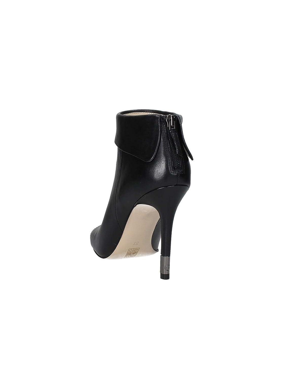 Guess FLHES3LEA09 Botines Tobilleros Mujer Black 35: Amazon.es: Zapatos y complementos