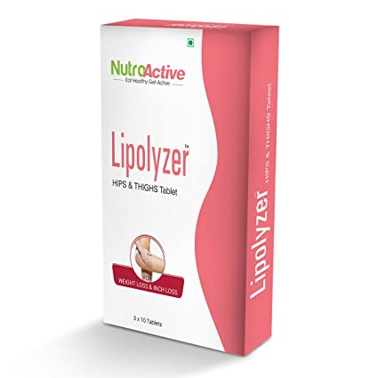 Nutroactive lipolyzer hips thighs tablet for weight management 30 nutroactive lipolyzer hips thighs tablet for weight management 30 tablets fandeluxe Gallery