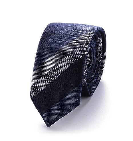 VGYUAS Corbata Corbata De Punto De Los Hombres Corbatas De Punto ...