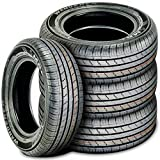 Set of 4 (FOUR) MRF Wanderer Street Touring All-Season Radial Tires-215/60R16 95H