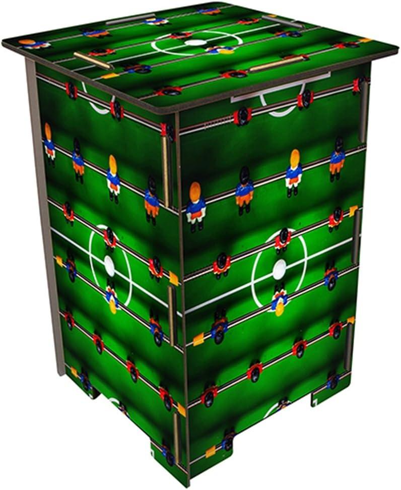 Werkhaus – Taburete futbolín Talla – t.u: Amazon.es: Hogar
