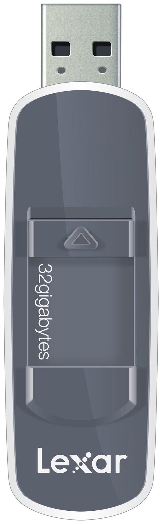 Lexar JumpDrive S70 32GB USB Flash Drive LJDS70-32GAPB10 - Polybag 10 Pack by Lexar