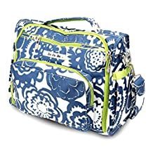 Ju Ju Be BFF Diaper Bag, Cobalt Blossums