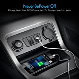 MICTUNING USB Car Charger with Audio for Toyota