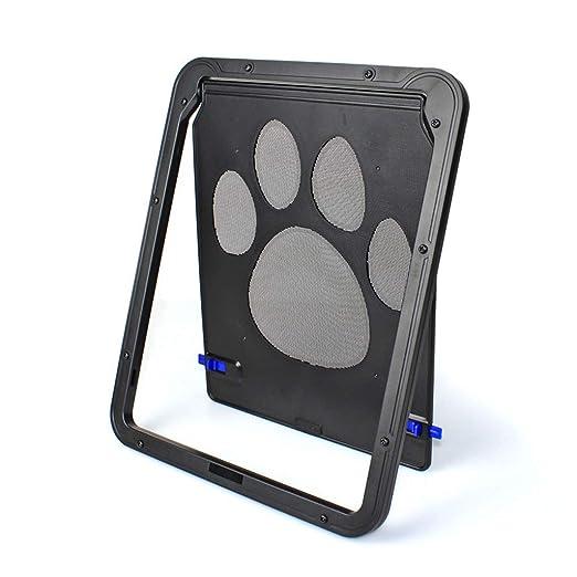 Maogoumao Puerta para Perros y Gatos Adaptador de Aletas de ...