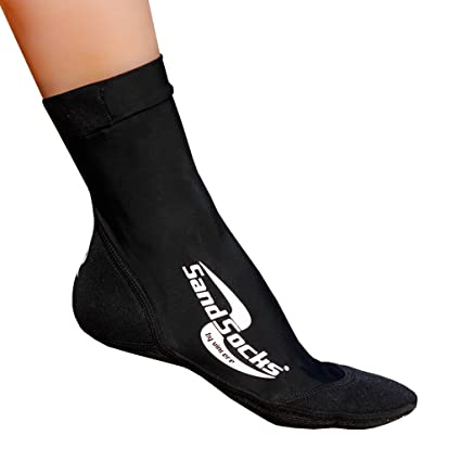 Vincere - Calcetines para Playa, Color - Negro, tamaño XX-Large