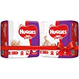 Huggies Wonder Pants Diapers, Extra Small (24 Count) & Huggies Wonder Pants Diapers, Small (Pack of 42)