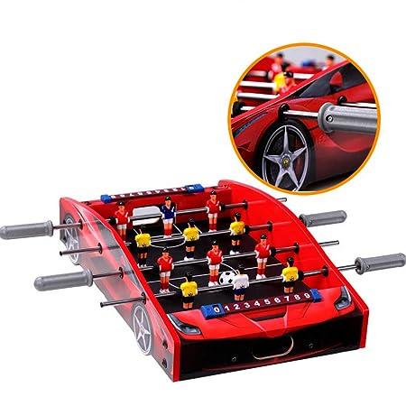 WXH Mesa de futbolín de diseño de Modelado de automóviles, Mini ...