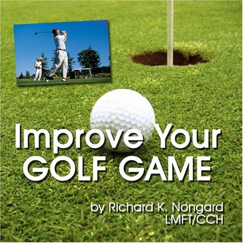 Price comparison product image Golf Hypnosis: Perfect Putting and Improved Concentration and Focus