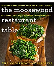 Save on The Moosewood Restaurant Table: 250 Brand-New Recipes from the Natural Foods Restaurant That Revolutionized Eating in America. Discount applied in price displayed.