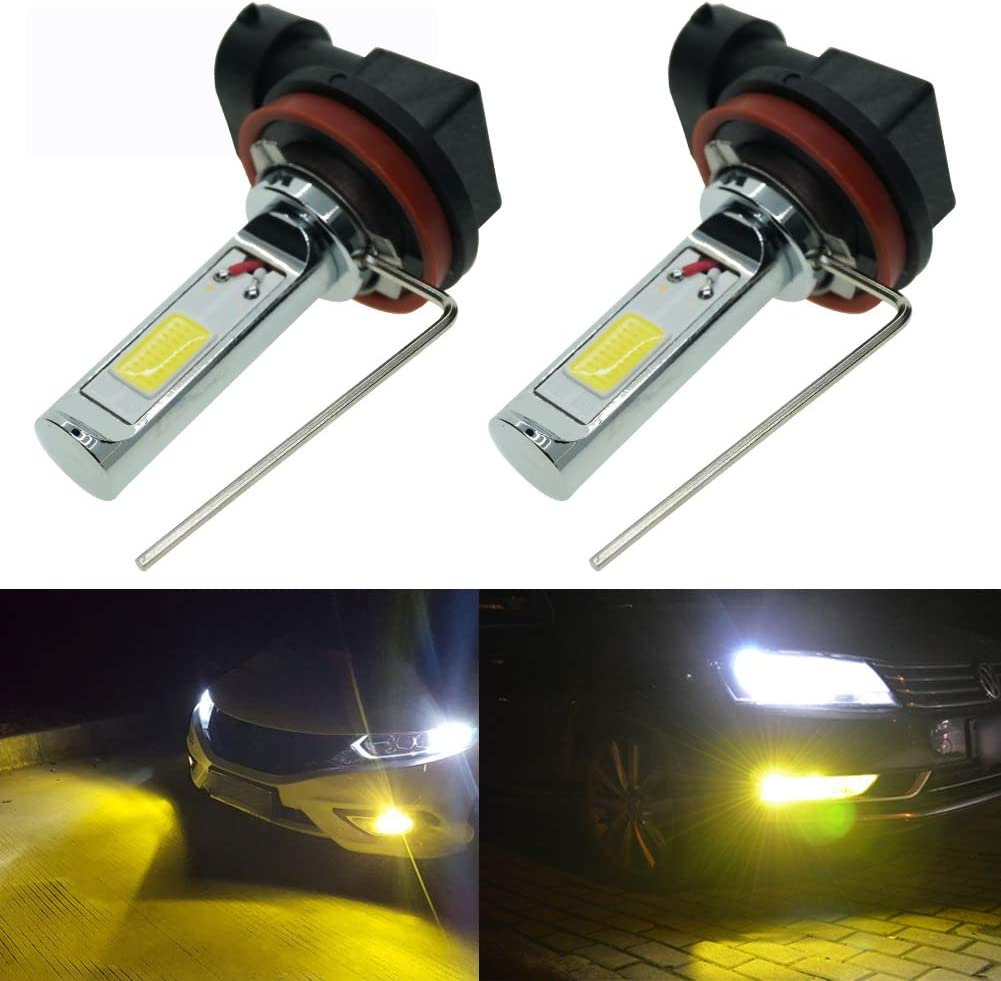 Calais Extremely Bright H8 LED Fog lights