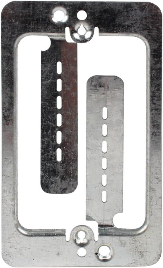 Single-Gang Drywall Brackets, Pack of 10