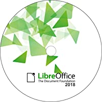Libreoffice 2017 - Word & Excel Compatible Software For Pc Microsoft Windows 10 8.1 8 7 Vista Xp 32 64 Bit & Mac Os X(DVD)