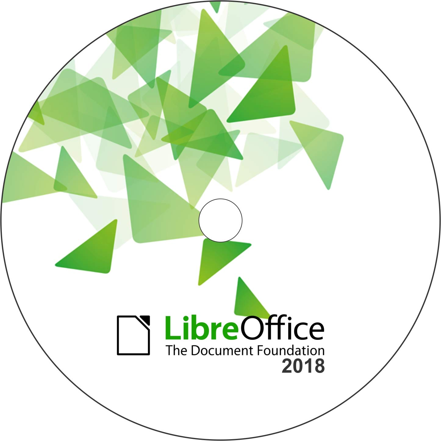 TechGuy4u LibreOffice 2018 Home, Student, Professional & Business - Word &  Excel Compatible Software for PC Microsoft Windows 10 8 1 8 7 Vista XP 32