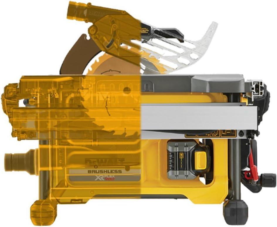 Dewalt Akku-Tischkreiss/äge DCS7485T2-QW Flexvolt 1 St/ück 54 V