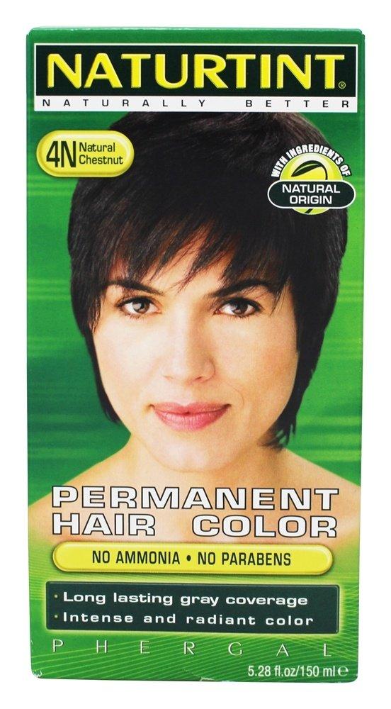 Natural Chestnut 4N 5.4 oz, Naturtint Hair Coloring