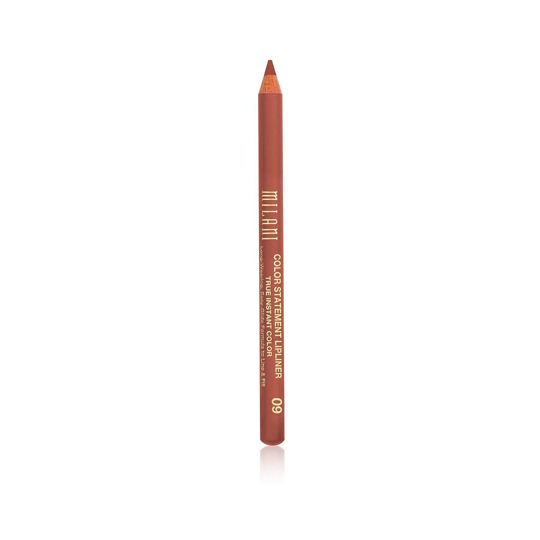 Milani Color Statement Lipliner - Spice (0.04 Ounce) Cruelty-Free Lip Pencil to Define, Shape & Fill Lips