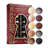 bareMinerals Gorgeous Eyes Unlocked 10pc Eyeshadow Set