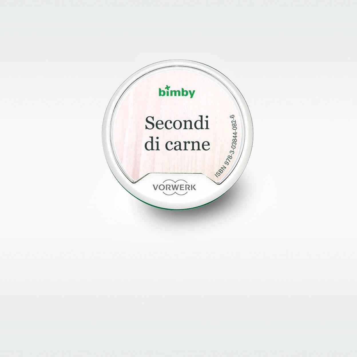 Bimby Stick TM 5 - Secondi di Carne - Vorwerk Vorwek Contempora