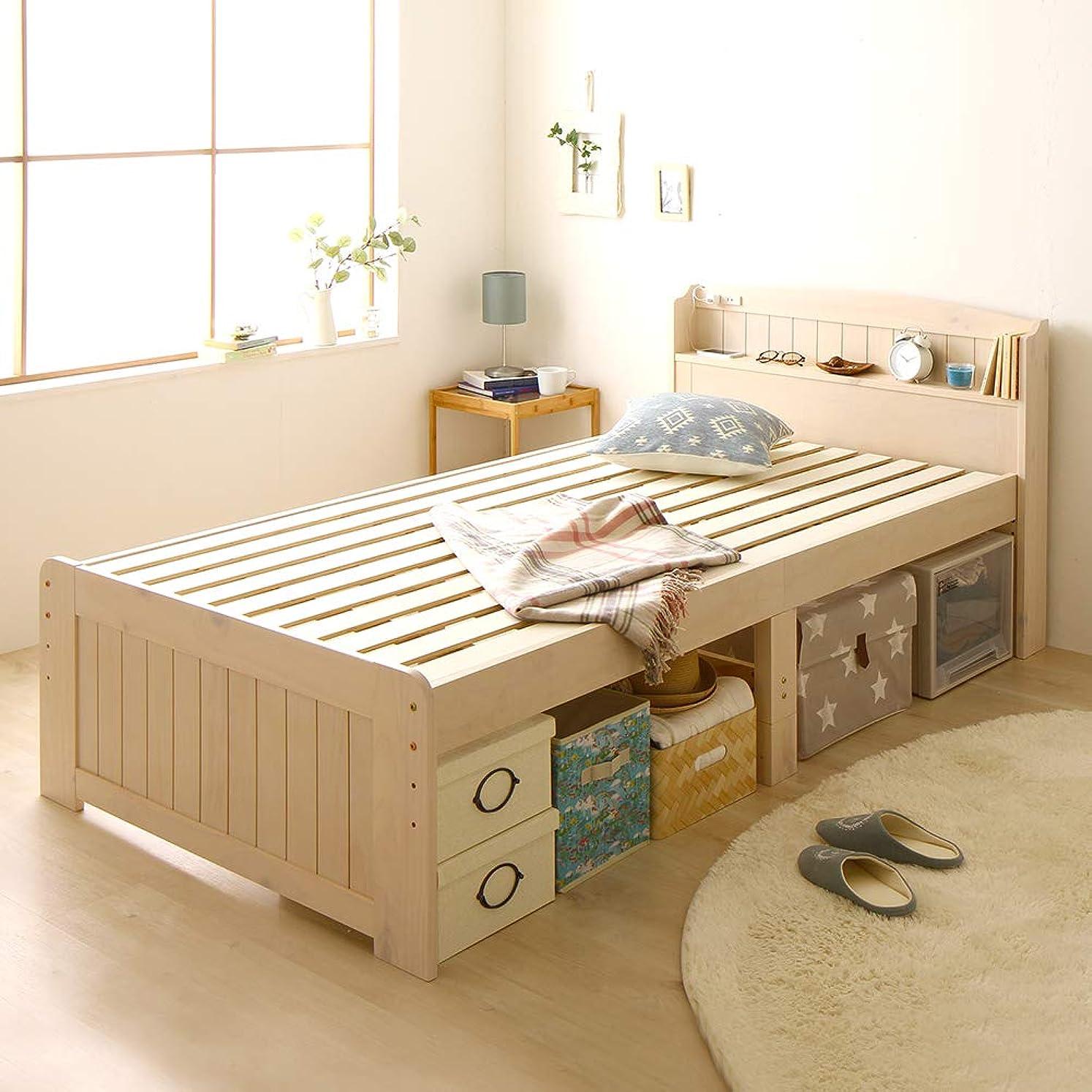 ホース良い鼻こうひん 日本製 畳ベッド 大容量収納付 『スパシオ』