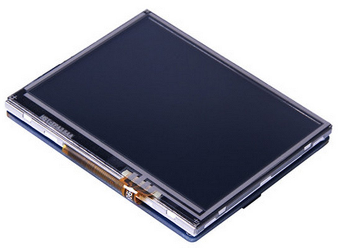 .5'' TFT Resistive Touch Shield With 4MB Flash For Arduino And Mbed/Provide 3.5 ''TFT LCD, Resistive Touch Screen, Built-In Flash Flash And SD Card External Expansion Storage by D&F