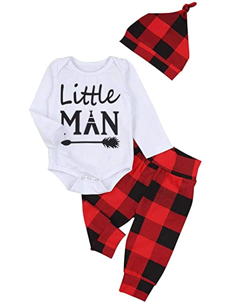 Strict Autumn Winter New Cotton Newborn Baby Clothes Gray Red Plaid Printed Long Sleeve Girls Boy Romper Baby Newborn Shower Gift Mother & Kids