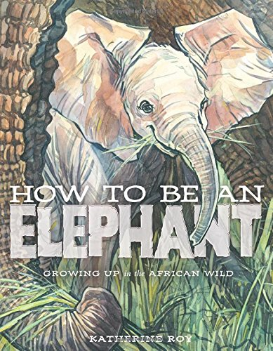 How to Be an Elephant (Two African Elephants)
